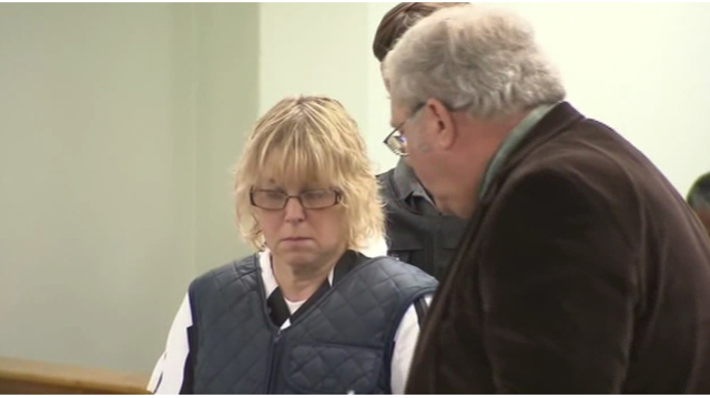 Joyce Mitchell breaks silence following prison break