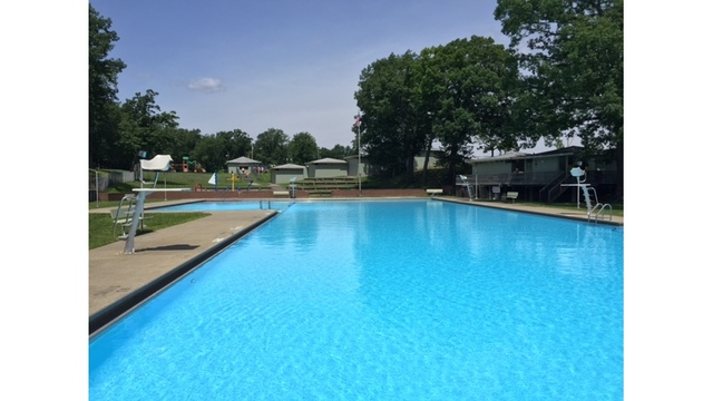 All but 1 of NY state's 90 pools and beaches open for season