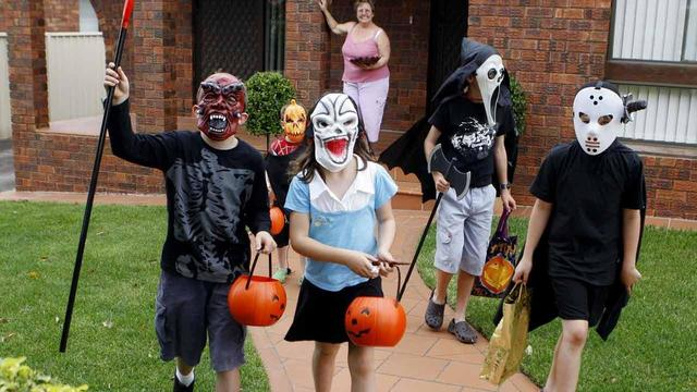 Viral articles claim trick-or-treating over the age of 12 in these towns could land you in jail