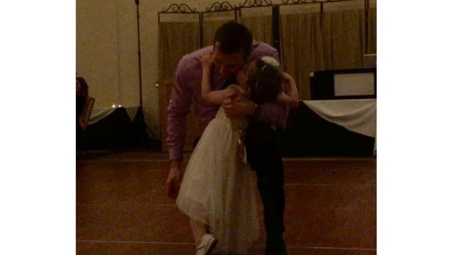 4-year-old cancer patient who 'married' nurse gets first dance