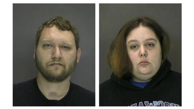 Police: Man and woman arrested for subjecting an underage female to unwanted sexual contact