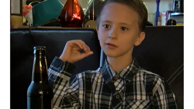 Parents: 8-year-old was 'freaked out' after mistakenly being served alcoholic root beer