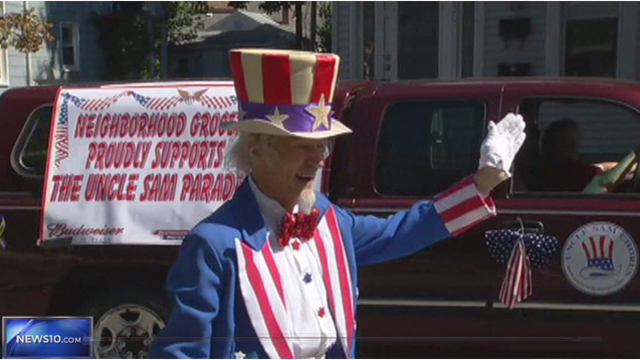 Annual Uncle Sam Day Parade won't take place in Troy