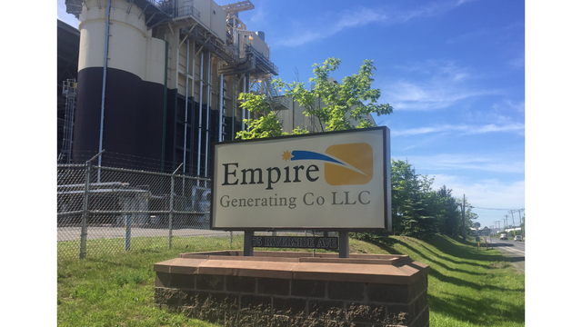 Worker crushed, killed by 26 ton fan at Rensselaer power plant