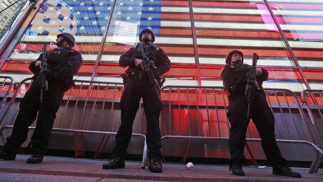 Feds say they thwarted NYC terror plot targeting Times Square, concert venues