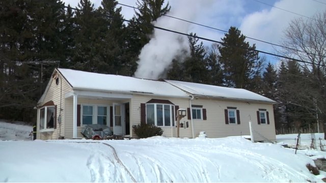 Crews Quickly Put Out Chimney Fire In Westerlo