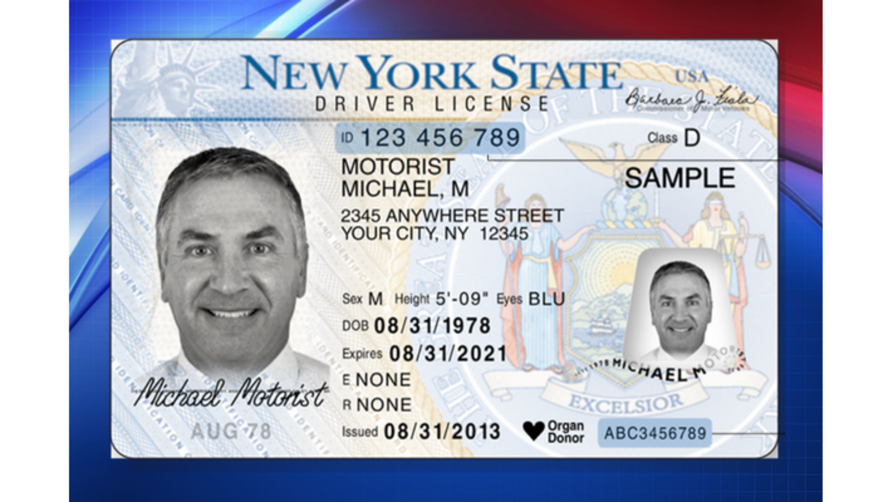 expired drivers license in ny