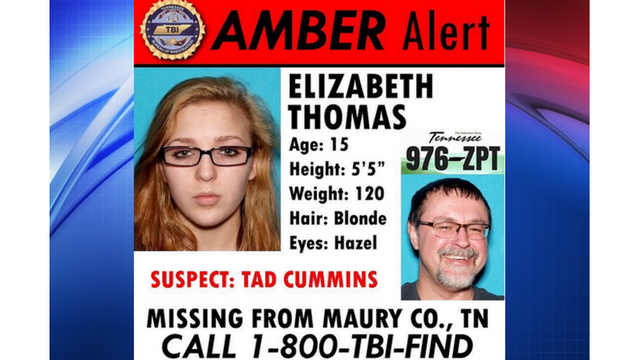 Amber Alert victim, wanted man could be anywhere in the US