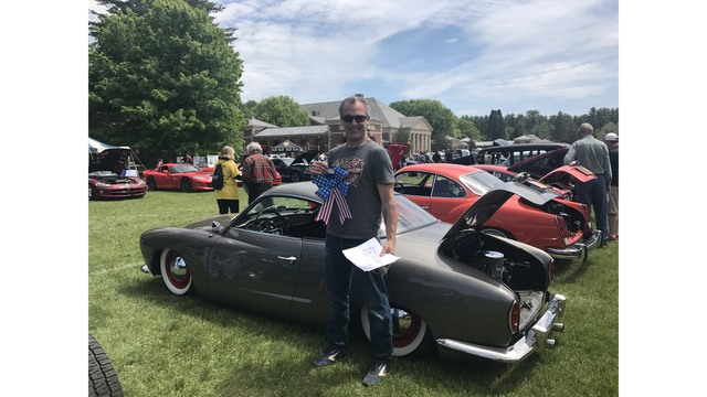 Saratoga Auto Museum Car Show Brings Out More Than Classic Cars - Saratoga auto museum car show