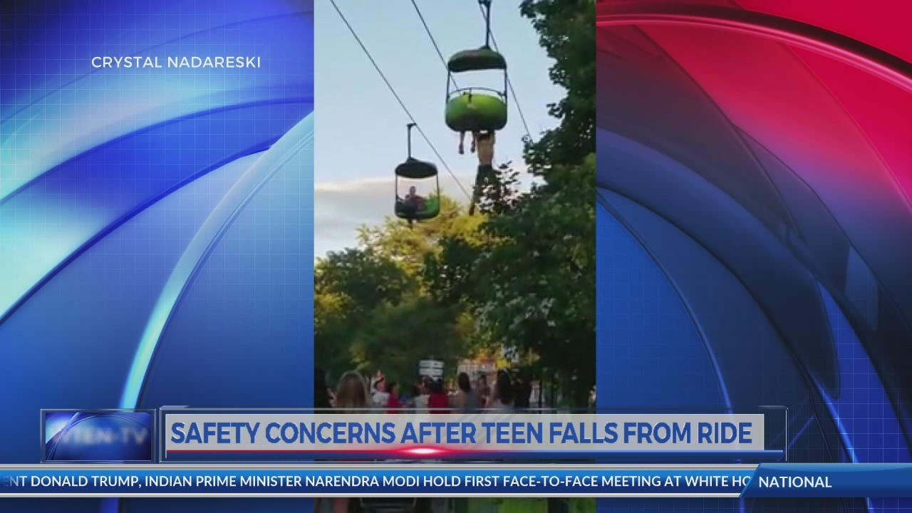 Police: 'Human error' may have caused to girl fall out of Sky Ride at the  Great Escape
