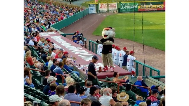 National anthem auditions for a chance to sing at ValleyCats game