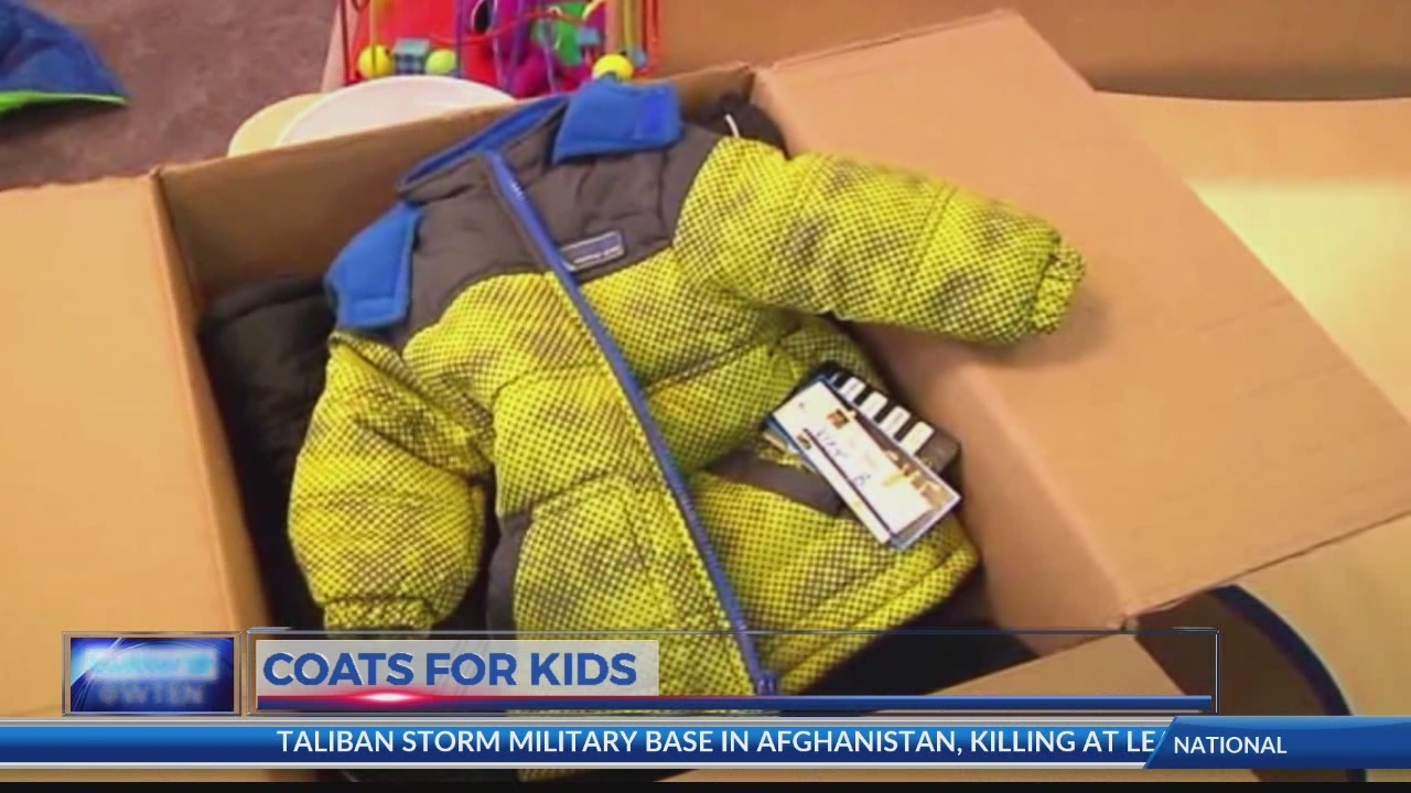 fba5d22c15d8 Coats for Kids  campaign begins in the Capital Region