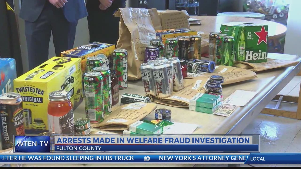 Arrests Made In Welfare Fraud Investigation Fulton County