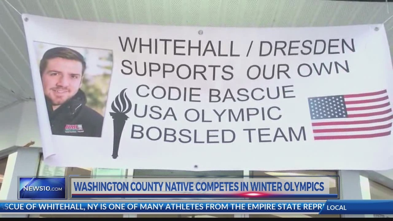 Team USA represented in the bobsled by Whitehall native