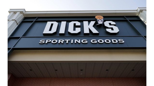 Dick's Sporting Goods says it's destroying all unsold assault-style rifles