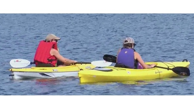 Labeling kayaks to save first responders time, money