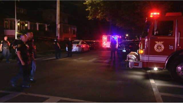 Albany Police fatally shoot man they say was stabbing his mother