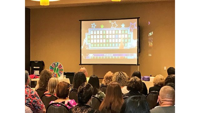 Final round of Wheel of Fortune contestant auditions held in Saratoga