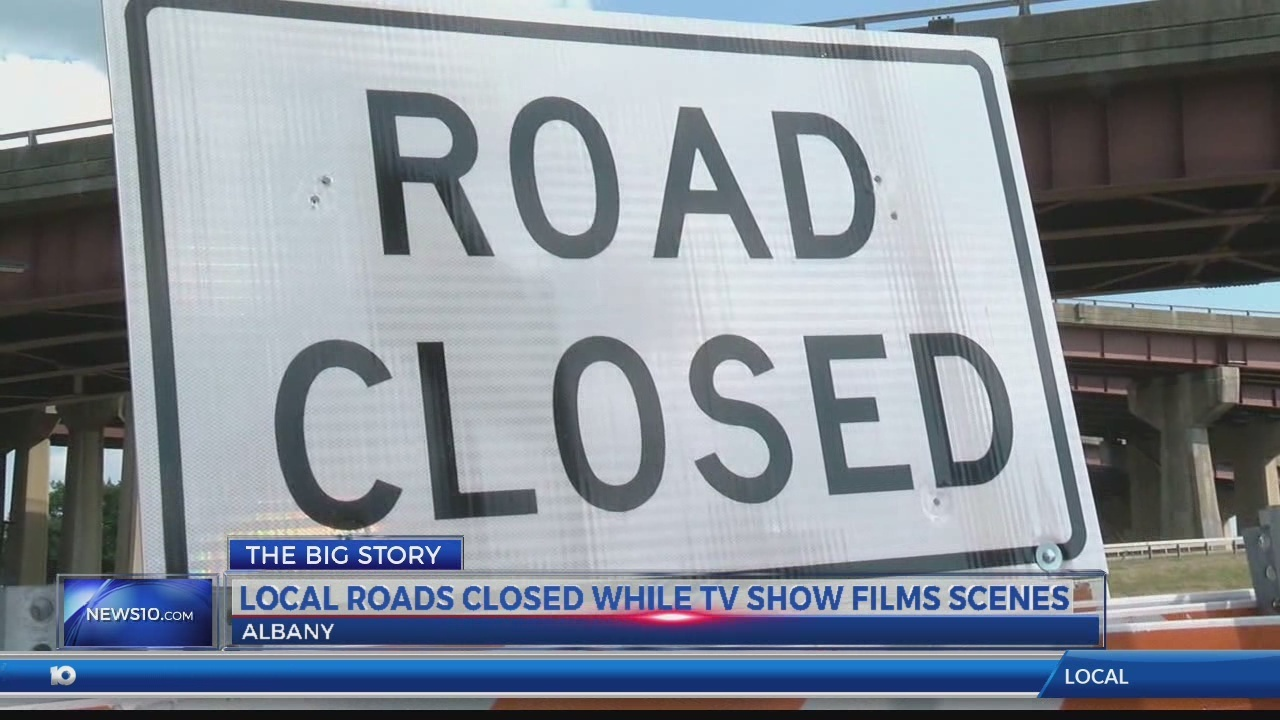 Road closures for upcoming film production