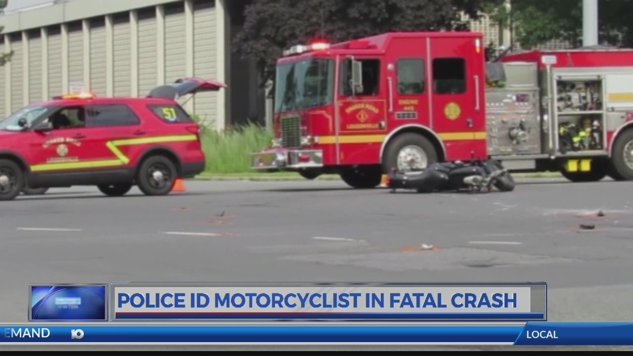 Police ID Motorcyclist in Fatal Crash