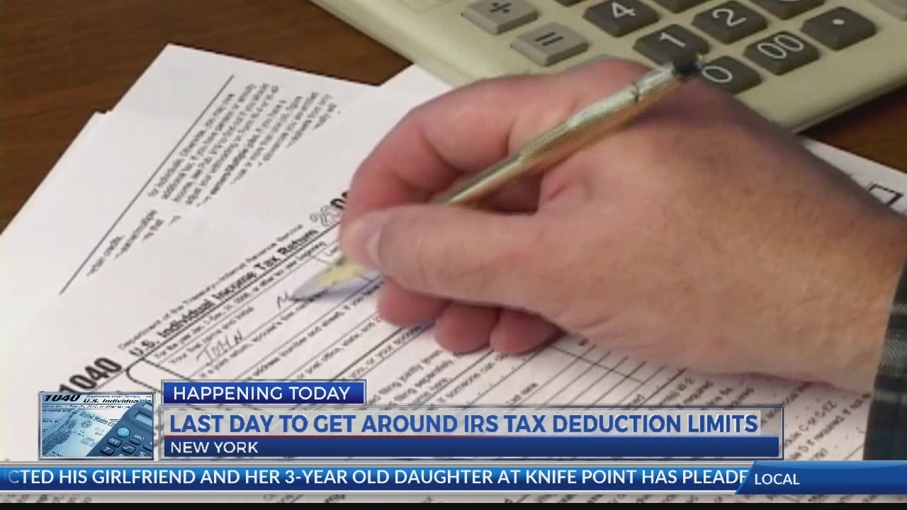 Cuomo: Monday last day to skirt IRS tax deduction limits