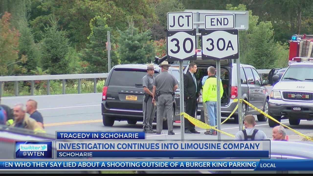 limo in deadly crash had failed inspection  driver lacked