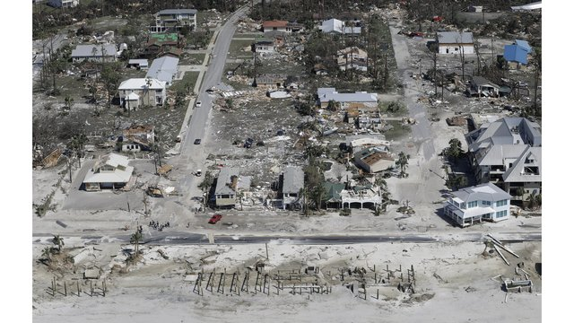 Hurricane Michael death toll rises to 14 after searchers find body in Mexico Beach