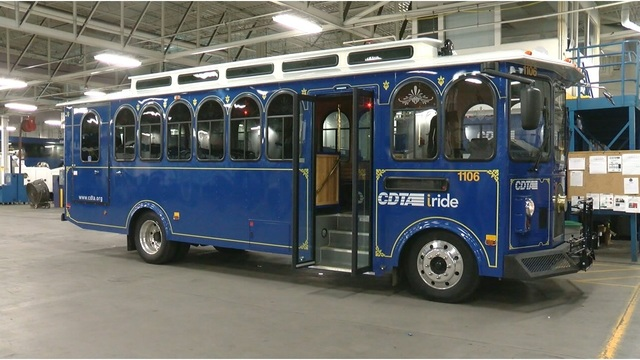 Capital City Trolley returns to downtown Albany