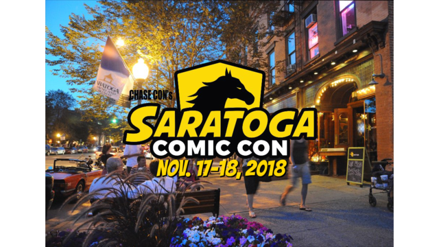 Saratoga Comic Con tickets go on sale