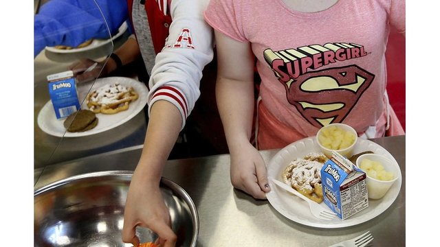 School district sending collection agency after unpaid lunch money