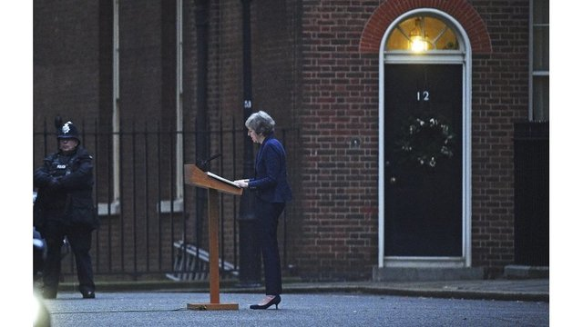UK disarray: British Prime Minister Theresa May to face no-confidence vote