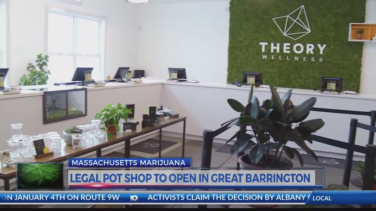 legal pot shop to open in great barrington