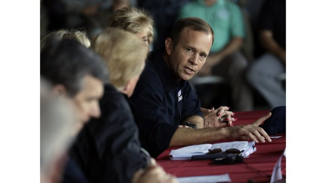 Head of FEMA resigning, questioned over use of vehicles