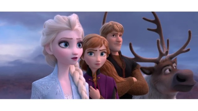 WATCH: Anna and Elsa are back in the first 'Frozen 2' teaser trailer