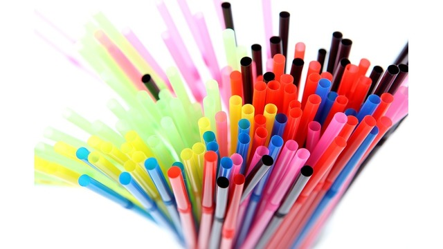 Answer this internet question: Does a straw have one hole or two?