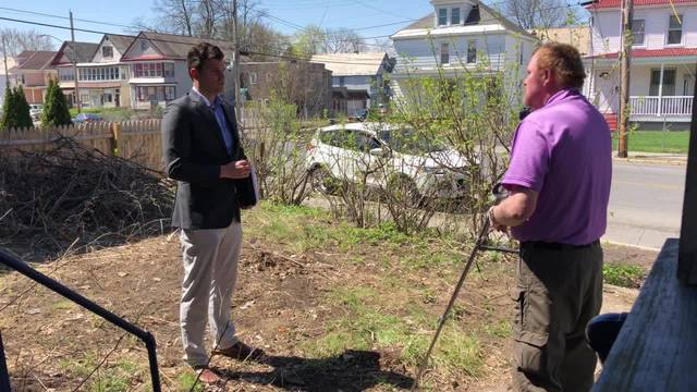 Blighted houses in Schenectady are set for demolition