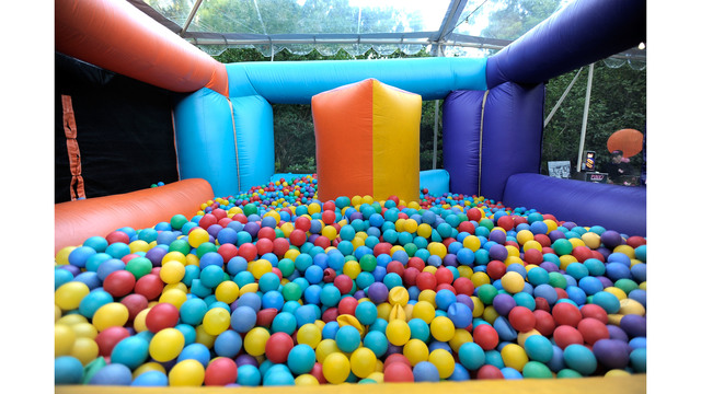Ball pits filled with infection-causing germs, study says