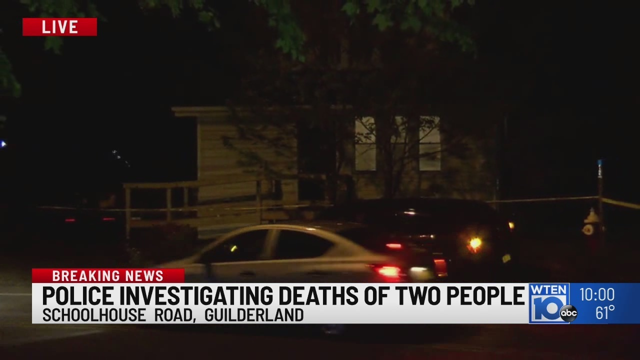 Police Investigating Murder Suicide At Guilderland Home