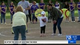 Community honors Schoharie limo victims at softball game