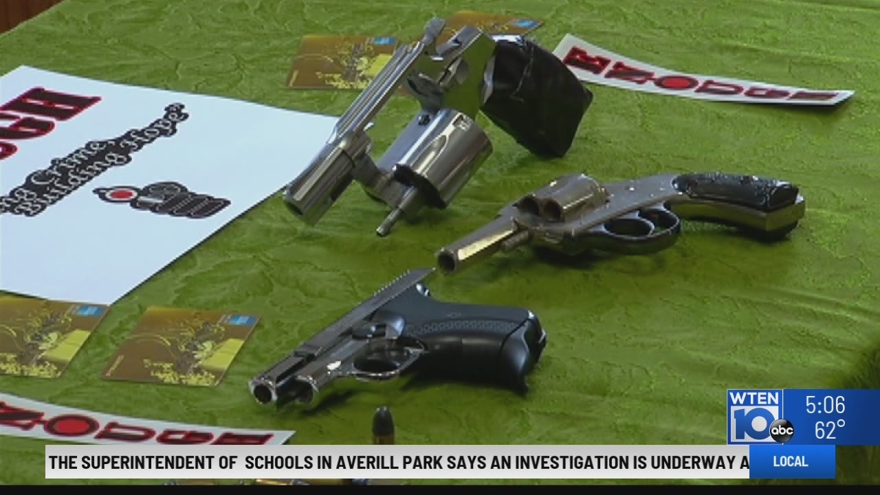 Troy police holding gun buyback Thursday at the Troy DPW