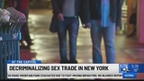 NY lawmakers propose bill to legalize prostitution